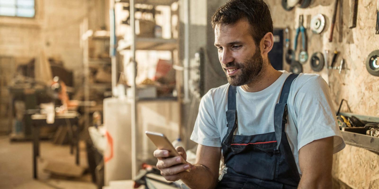 7 vantagens em um aplicativo de manutenção industrial